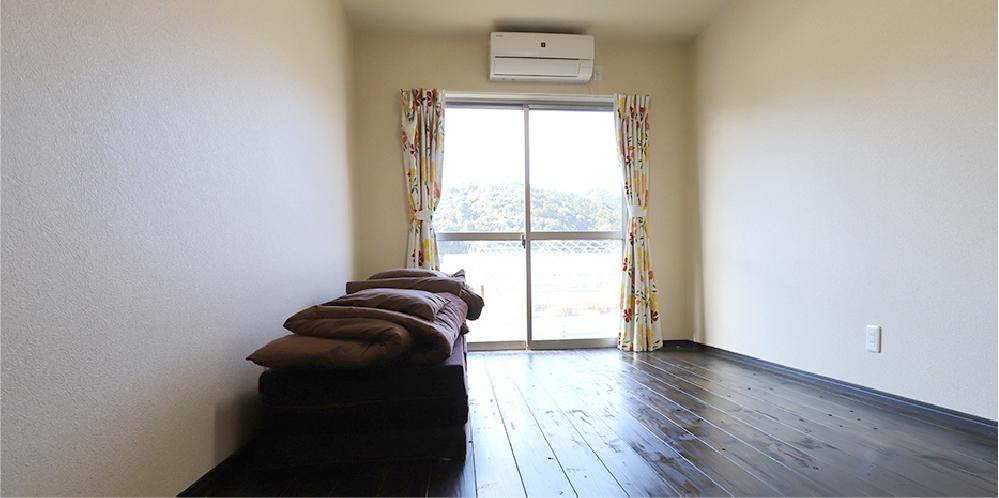 1階 3 人部屋(洋室)